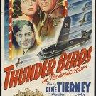 Thunder Birds (1942) - Gene Tierney  DVD