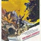 Von Ryan´s Express (1965) - Frank Sinatra  DVD