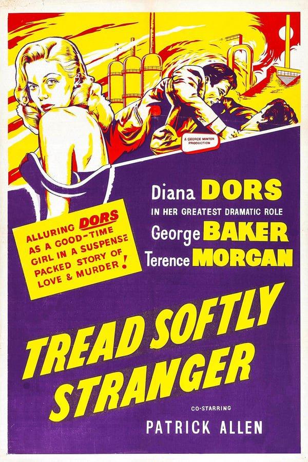 Tread Softly Stranger (1958) - Diana Dors  DVD