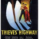 Thieves´ Highway (1949) - Richard Conte  DVD