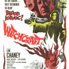 Witchcraft (1964) - Lon Chaney Jr.  DVD