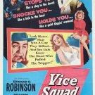 Vice Squad (1953) - Edward G. Robinson  DVD