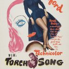 Torch Song (1953) - Joan Crawford  DVD