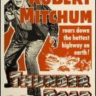 Thunder Road (1958) - Robert Mitchum  DVD