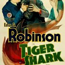 Tiger Shark (1932) - Edward G. Robinson  DVD