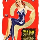 Why Girls Leave Home (1943) - Lola Lane  DVD