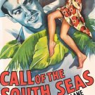 Call Of The South Seas (1944) - Janet Martin  DVD