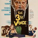 The 3rd Voice (1960) - Edmond O´Brien  DVD