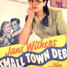 Small Town Deb (1942) - Jane Withers  DVD