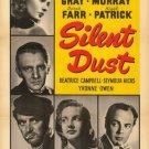 Silent Dust (1949) - Stephen Murray  DVD