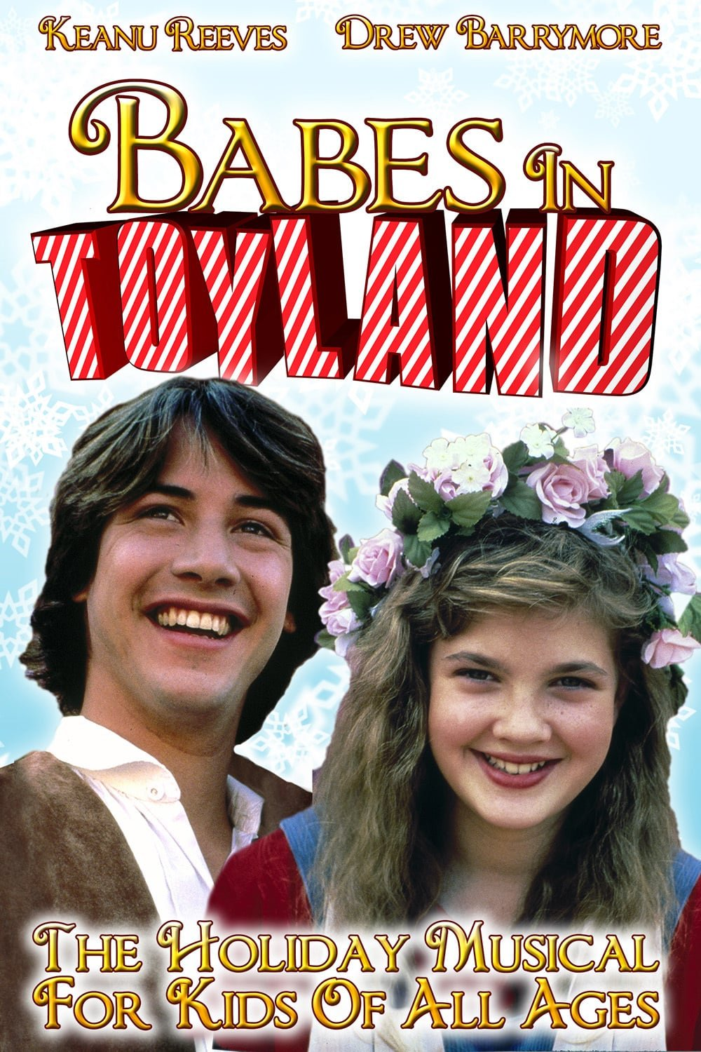 Babes In Toyland (1986) - Drew Barrymore  DVD