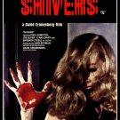 Shivers (1975) - David Cronenberg  DVD