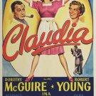 Claudia (1943) - Dorothy McGuire  DVD