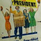 Henry Aldrich For President (1941) - Jimmy Lydon  DVD