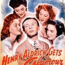 Henry Aldrich Gets Glamour (1943) - Jimmy Lydon  DVD