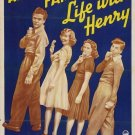 Henry Aldrich - Life With Henry (1940) - Jackie Cooper  DVD