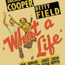 Henry Aldrich - What A Life (1940) - Jackie Cooper  DVD