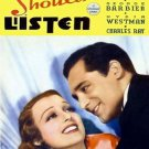 Ladies Should Listen (1934) - Cary Grant  DVD
