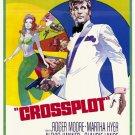 Crossplot (1969) - Roger Moore  DVD