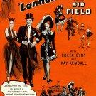 London Town (1946) - Sid Field  DVD