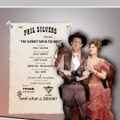 The Slowest Gun In The West (1960) - Phil Silvers  DVD