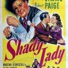 Shady Lady (1945) - Charles Coburn  DVD