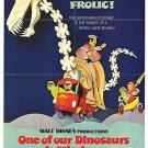 One Of Our Dinosaurs Is Missing (1975) - Peter Ustinov  DVD