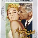The Lady Takes A Flyer (1958) - Jeff Chandler  DVD
