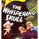 The Whispering Skull (1944) - Tex Ritter  DVD