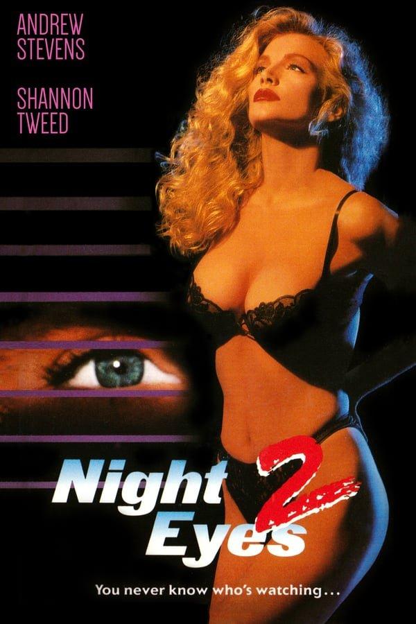 Night Eyes 2 (1991) - Andrew Stevens  DVD