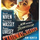 A Matter Of Life And Death AKA Stairway To Heaven (1946) - David Niven  DVD