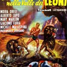 Valley Of The Lions (1961) - Ed Fury  DVD