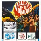 Valley Of The Dragons (1961) - Cesare Danova  DVD