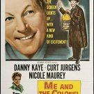 Me And The Colonel (1958) - Danny Kaye  DVD