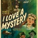 I Love A Mystery (1945) - Jim Bannon  DVD