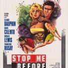 Stop Me Before I Kill (1960) - Claude Dauphin  DVD