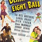 Behind The Eight Ball (1942) - Ritz Brothers  DVD