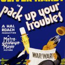 Pack Up Your Troubles (1932) - Laurel & Hardy  DVD
