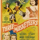 The Three Musketeers (1939) - Ritz Brothers  DVD