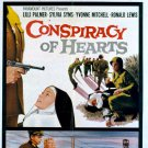 Conspiracy Of Hearts (1960) - Lilli Palmer  DVD