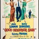 Good Neighbor Sam (1964) - Jack Lemmon  DVD