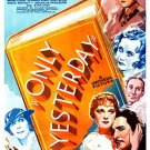 Only Yesterday (1933) - Margaret Sullavan  DVD