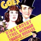 Tops Is The Limit AKA Anything Goes (1936) - Bing Crosby  DVD