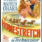 The Homestretch (1947) - Maureen O´Hara  DVD