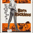 Born Reckless (1958) - Mamie Van Doren  DVD