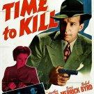 Time To Kill (1942) - Lloyd Nolan   DVD