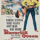 The Maverick Queen (1956) - Barbara Stanwyck  DVD