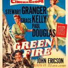 Green Fire (1954) - Stewart Granger  DVD