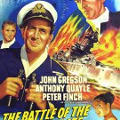 The Battle Of The River Plate (1956) - John Gregson  DVD