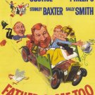 Father Came Too (1964) - James Robertson Justice  DVD
